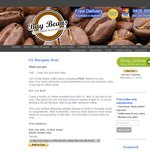 1kg of Bay Beans Coffee Beans $25 Inc FREE Delivery! (AUSTRALIA WIDE DELIVERY)