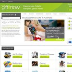 $10 Gift Voucher for Any Purchase at Gift It Now (E.g. Melbourne Aquarium, Taronga Zoo, etc)
