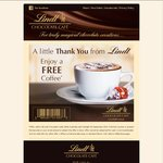 VIC and NSW Only: Free Coffee at Any Lindt Cafe (Vouchers Sent after Sept 17)