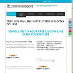 Free Live Online CCNA Course
