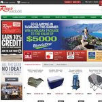 20% off at Ray's Outdoor's + 10% Credit for Ray's Rewards Members