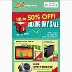 24 Hour Boxing Day Sale- $10 16GB MicroSD $169 Buffalo 4TB Ext HDD USB3.0 + Free Post @JW