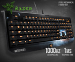 Razer Ultimate BlackWidow Keyboard - Battlefield 3 Edition $99.99 Plus Shipping @ COTD