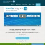 Free Introduction to Web Development Course