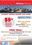 Free PREBOOKED Weekend Parking in CBD @ Sydney Opera House Carpark - Must Exit before 5pm