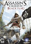 Assassin's Creed IV (PC Download) USD $19.99 from Amazon
