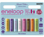 ENELOOP AA Tropical 8pk $19.99 + Shipping/Click to Collect @ David Jones Online till 3PM Only