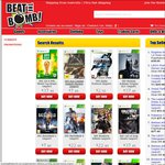 Beat The Bomb Mid Year Clearance - 200+ PC, PS4, XB1, PS3, 360, 3DS, NDS, Wii, Titles Reduced