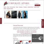 Stylecorp Uniforms - End of Line SALE - Up to 60% OFF on Selected Styles @ Corporate Apparel