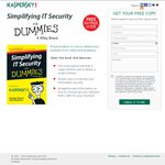 4 FREE 'For Dummies' eBooks: IT Security, eCommerce, Windows 8, A Little Bit of Everything
