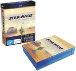"Star Wars The Complete Saga Blu-Ray Collection $44.98 +Postage @ Toys ""R"" Us"