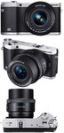 Samsung NX300 $449 ($441 with Coupon) + $5 Shipping @ COTD