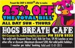 292 Café / Pub / Restaurant Coupons for December: Deals Across Australia