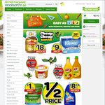 Woolworths Online Deals - $10 off $100 or 5% off $150 Online + Clearance Offers Incl MEGABLOCKS