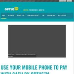 $15 Free Cash for First 10,000 Customers Who Register. Cash by Optus for Android from Optus