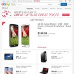 LG G2 Mobile Phone 32GB Unlocked - USD $217.54 SHIPPED (AUD $273) @ eBay qualitycellz
