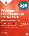 Data Sale: 3GB Telstra $11, 3GB Vodafone $10, 1GB Telstra $5, 50 Voda Unltd Calls + 3GB for $18 Shipped @ Phonebot