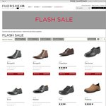[Florsheim] FLASH Sale - Selected Styles up to 50% off, 2 Days Only