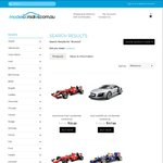 Modelcarsales Run-out Sale - Save up to $38 on Selected Remote Control Cars