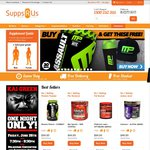 20% off Storewide @ Supps R Us Instore and Online
