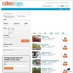 RatesToGo 18% off Participating Hotels (Still?)