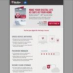 Free McAfee Livesafe Antivirus (100% Discount) - 12 Months
