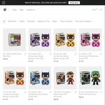 20% off All Funko POP! and Designer Toys @ thatlittlebox.com