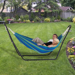 Double Size Hammock & Frame Combo - $54.50 Delivered from oo.com.au - Was $129