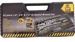 Gripwell 52 Piece Socket Set - $7.50 (Normally $14.99) @ BCF