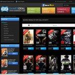[PC] COD Deal - MW2 - $9.82, Black Ops 2 - $14.64, Black Ops 3 - $46.23 @ Gamesdeal.com