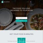 $15 off Premium Restaurant Delivery @ Deliveroo (Min. $25 Spend + $5 Delivery) [Sydney/Melb]