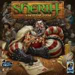 Sheriff of Nottingham Board Game - $36.95 (RRP $59.95 - 38% off) + $6.70 Delivery @ Dungeon Crawl