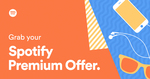 Spotify Premium $0.99 for First 3 Months (New Customers)