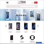 XtremeGuard 92% off Site Wide (Including Tempered Glass + Wet/Dry Screen Protector + Skins + Headphones)