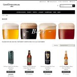International Beer Clearance - Save up to $30 Per Case @ GoodDrop (NSW WOLL - SYD - NCL Delivery Only $9 Flat Rate)
