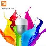 Xiaomi Yeelight RGB LED Light Bulb with Smart Phone Wi-Fi Control $19.29 US ($25.79 AU) @ GearBest