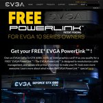EVGA Free PowerLink + Shipping(needs to pay later) to 10XX GPU Owners
