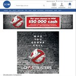 Win $50,000 Cash from Big W [Purchase Halloween Costumes/Accessories or Ghostbusters Products]