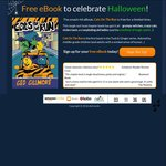 Free 'Cats on The Run' eBook for Kids to Celebrate Halloween, Save $2.99