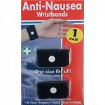 [SOLD OUT] Anti-Nausea Wristbands (One Pair)  -  Free + $1.99 Shipping