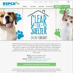 [NSW] RSPCA All Pet Adoptions $29 (or Less)