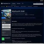 (PS+) Wipeout 2048 Vita - $2.96