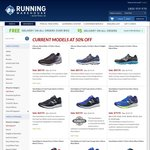 50% off Select Mizuno Shoes @ Running Warehouse Now $89.95