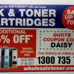 15% off Generic Cartridges - WholesaleToner.com.au