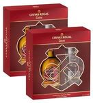 Chivas Regal Extra 700ml Gift Packs with Glasses 2 for $80.10 ($40.05 Each) Delivered @ Grays Online eBay