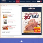 Tasman Butchers (VIC ONLY) Porterhouse Steak $14.99/Kg