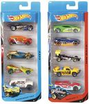 Target - Hot Wheels 5 Pack Cars Assorted $5 [Save $5]