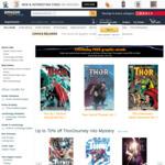 [Kindle/Comixology] Free Selected Thor Comics @ Amazon