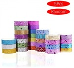 5pc x 3 Metres Waterproof Colored Duct Tape US $0.40/AU $0.54 Delivered @ Zapals