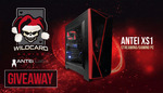 Win an ANTEi XS1 Gaming PC from Wildcard Gaming